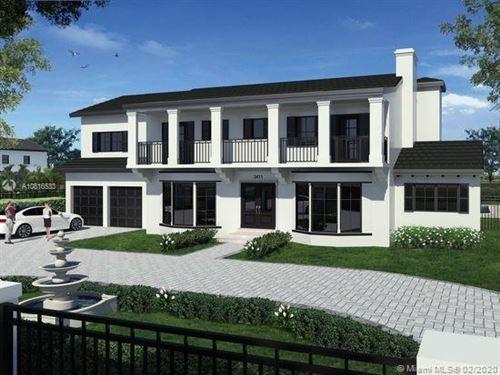 Foto de inmueble con direccion 3411 Granada Blvd Coral Gables FL 33134 con MLS A10816533