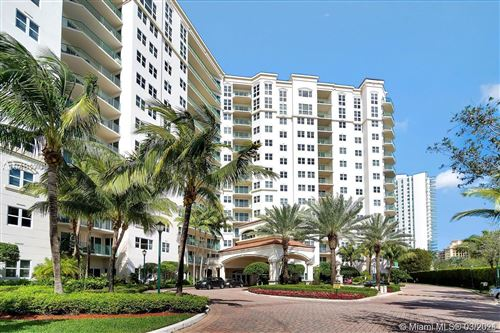 Photo of 19900 E Country Club Dr #114, Aventura, FL 33180 (MLS # A11008533)