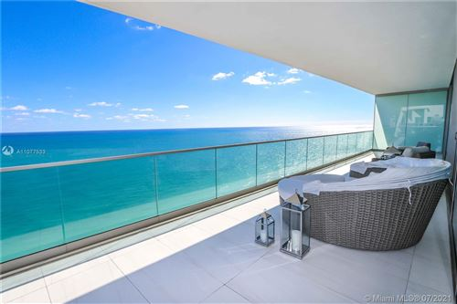 Photo of 10203 Collins Ave #2501, Bal Harbour, FL 33154 (MLS # A11077533)