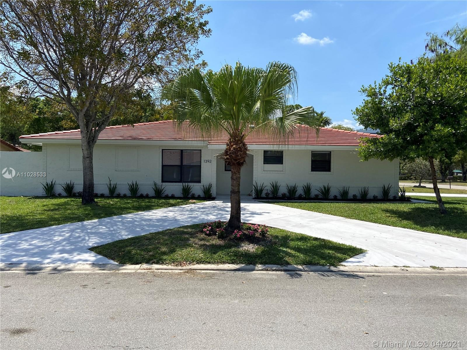 1392 NW 93rd Ter, Coral Springs, FL 33071 - #: A11028533