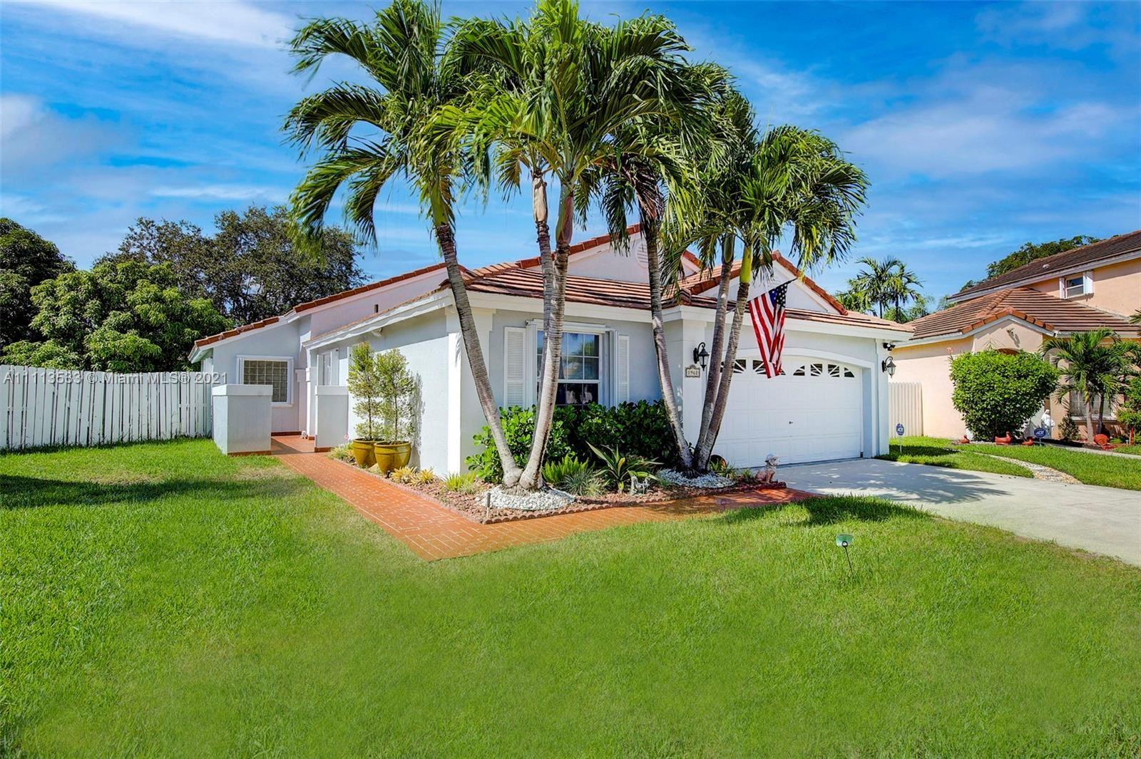 1962 NW 181st Ave, Pembroke Pines, FL 33029 - #: A11113533