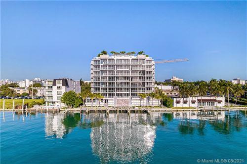 Photo of 9521 E Bay Harbor Dr #505, Bay Harbor Islands, FL 33154 (MLS # A11076534)