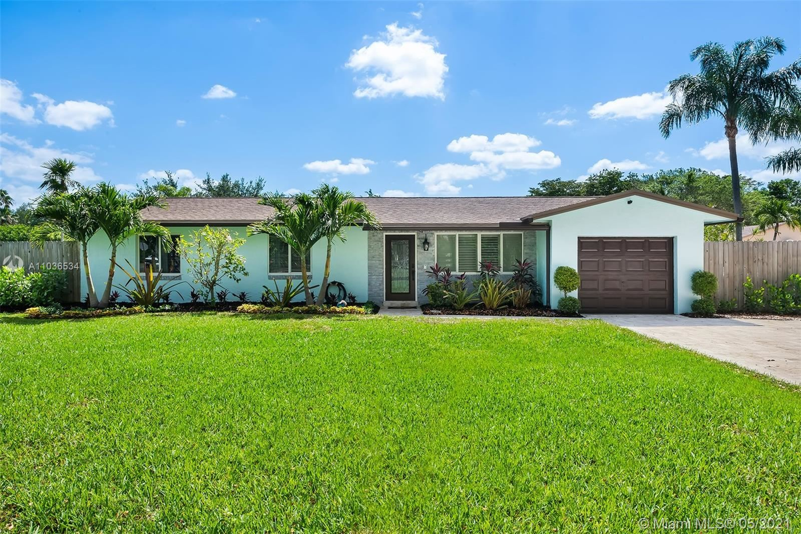 5100 SW 188th Ave, SouthWest Ranches, FL 33332 - #: A11036534