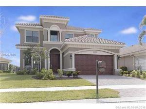 Photo of 10320 Cameilla St, Parkland, FL 33076 (MLS # A10267535)