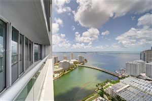 Photo of 495 Brickell Ave #3511, Miami, FL 33131 (MLS # A10671535)