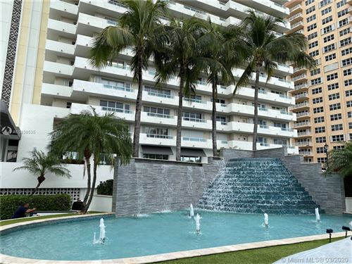 Photo of 3900 Galt Ocean Dr #2214, Fort Lauderdale, FL 33308 (MLS # A10838535)