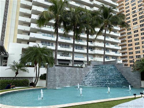 Photo of 3900 Galt Ocean Dr #2214, Fort Lauderdale, FL 33308 (MLS # A10838535)