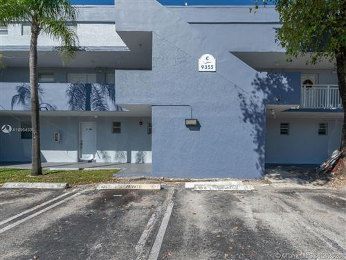 Photo of 9355 Fontainebleau Blvd #C201, Miami, FL 33172 (MLS # A10954535)