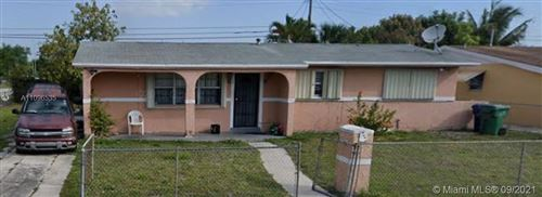Photo of 2375 NW 181st Ter, Miami Gardens, FL 33056 (MLS # A11096535)