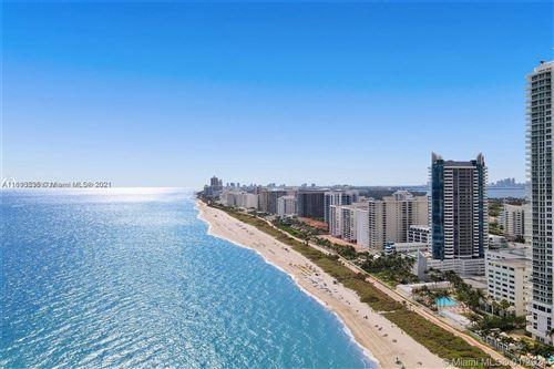 Photo of 6301 Collins Ave #1408, Miami Beach, FL 33141 (MLS # A11103535)
