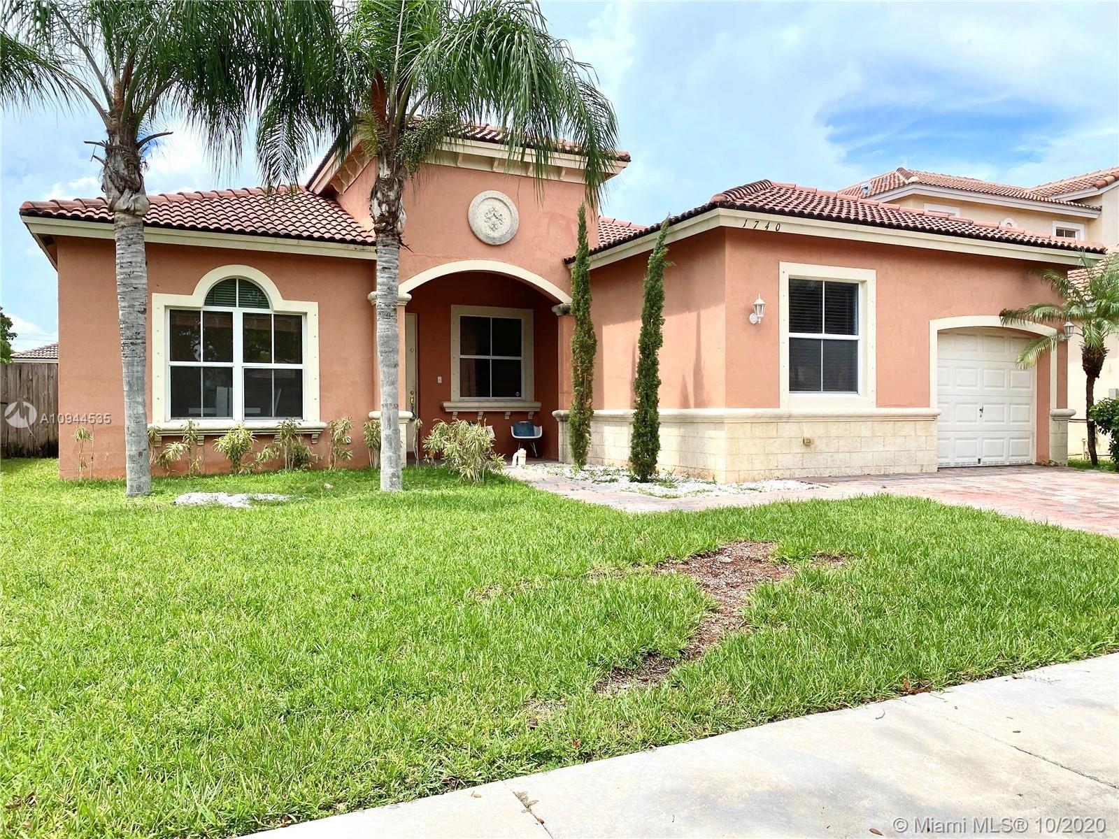 1740 SE 19th Ave, Homestead, FL 33035 - #: A10944535
