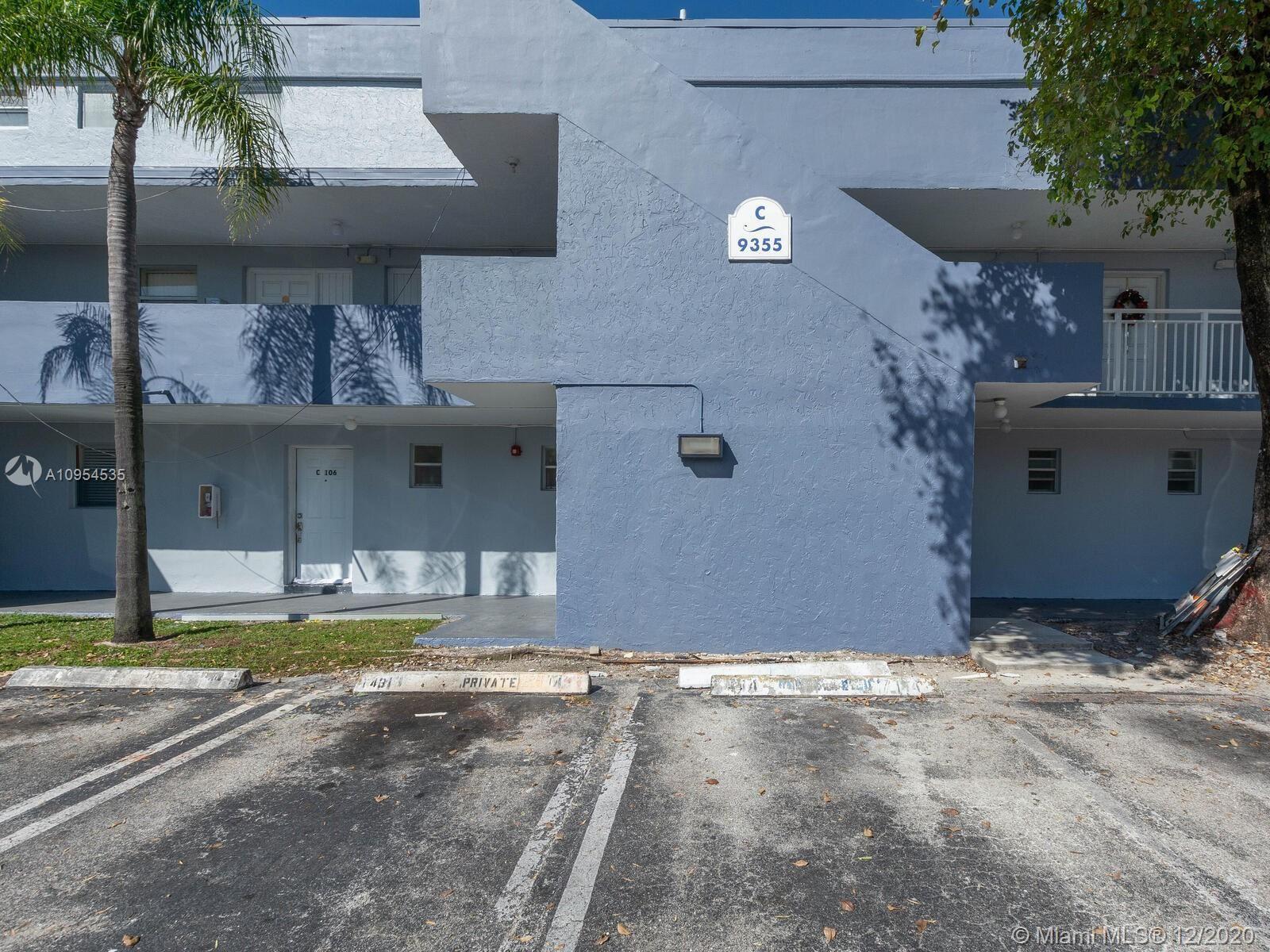 9355 Fontainebleau Blvd #C201, Miami, FL 33172 - #: A10954535