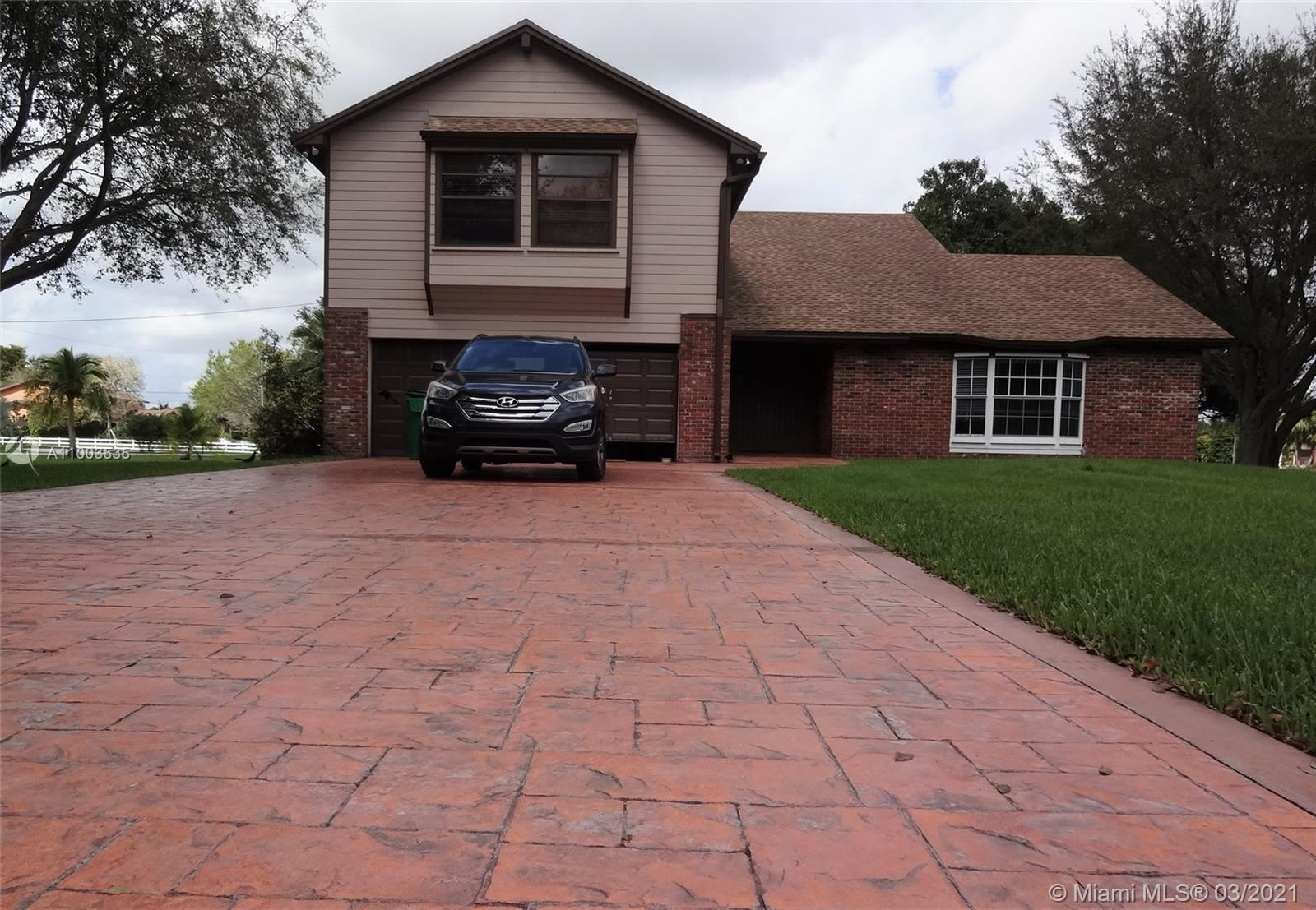 14101 SW 28th Ct, Davie, FL 33330 - #: A11003535