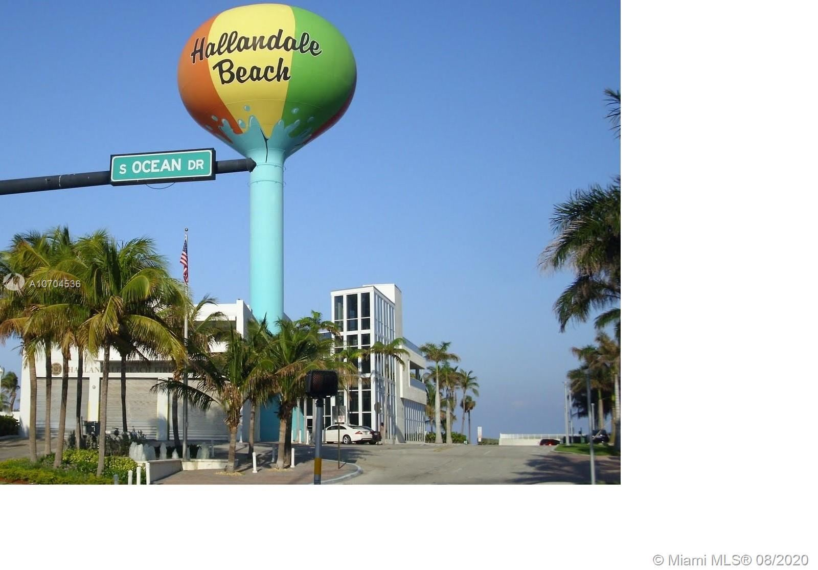 300 NE 14th Ave #307, Hallandale Beach, FL 33009 - #: A10704536
