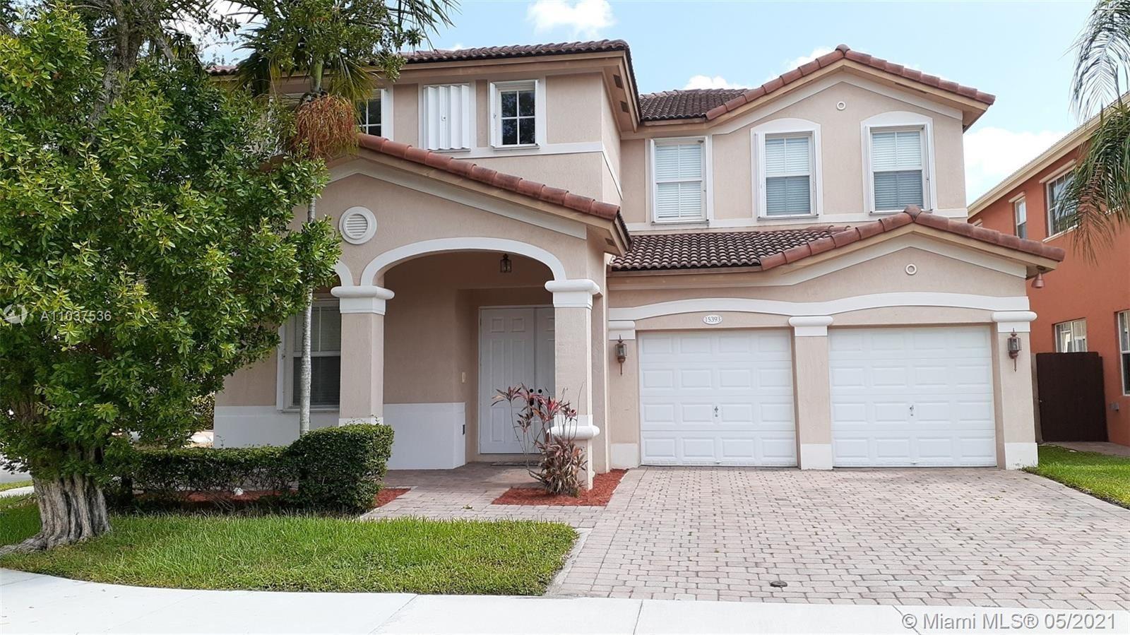 15393 SW 93rd St, Miami, FL 33196 - #: A11037536
