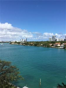 Photo of Listing MLS a10620537 in 9821 E Bay Harbor Dr #702 Bay Harbor Islands FL 33154
