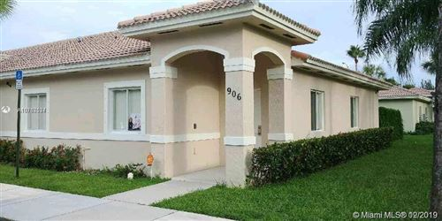 Photo of 13284 Old Biscayne Dr #906, Homestead, FL 33033 (MLS # A10783537)