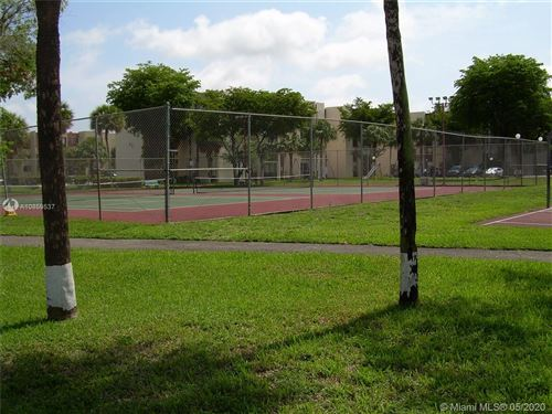 Photo of 9411 SW 4th St #105, Miami, FL 33174 (MLS # A10859537)