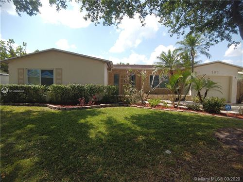 Photo of 181 NW 78th Ter, Margate, FL 33063 (MLS # A10839538)