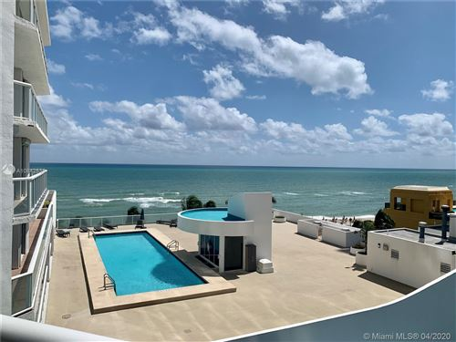 Photo of 16425 SE Collins Ave #512, Sunny Isles Beach, FL 33160 (MLS # A10842538)