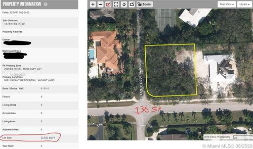Photo of Listing MLS a10869538 in 13555 SW 105th ave Miami FL 33176