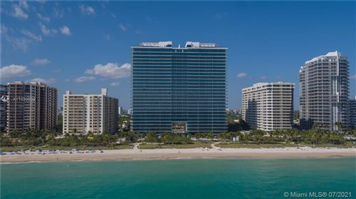 Photo of 10203 Collins Ave #303, Bal Harbour, FL 33154 (MLS # A11030538)