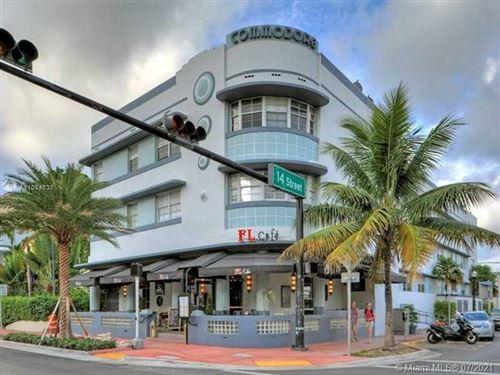 Photo of 1360 Collins Ave #205, Miami Beach, FL 33139 (MLS # A11074538)