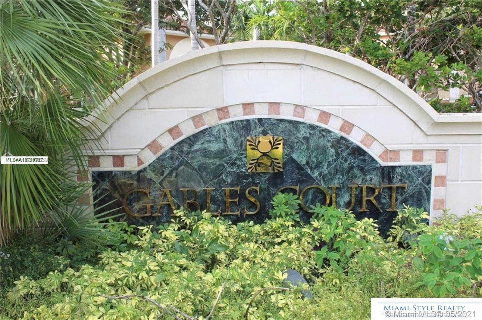 6851 SW 44th St #206, Miami, FL 33155 - #: A10979539