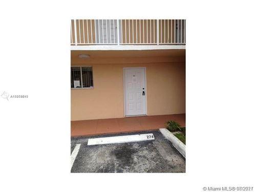 Photo of 7835 W 30th Ct #G-110, Hialeah, FL 33018 (MLS # A11079540)