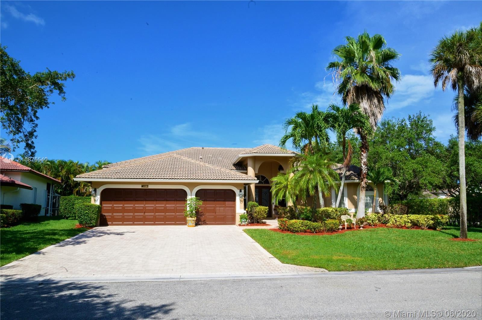 4917 NW 110th Ter, Coral Springs, FL 33076 - #: A10875540