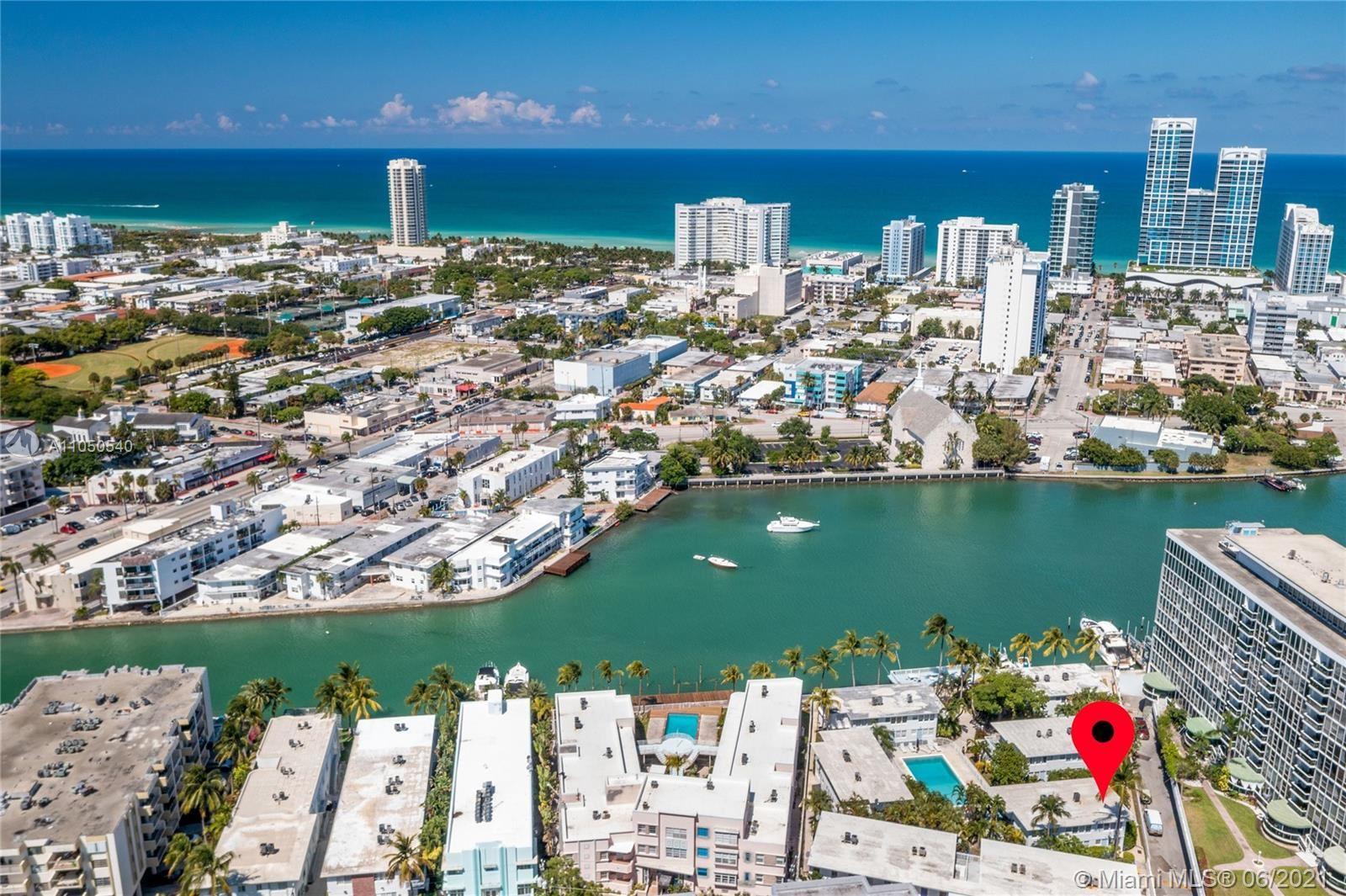 6865 Bay Dr #21, Miami Beach, FL 33141 - #: A11050540