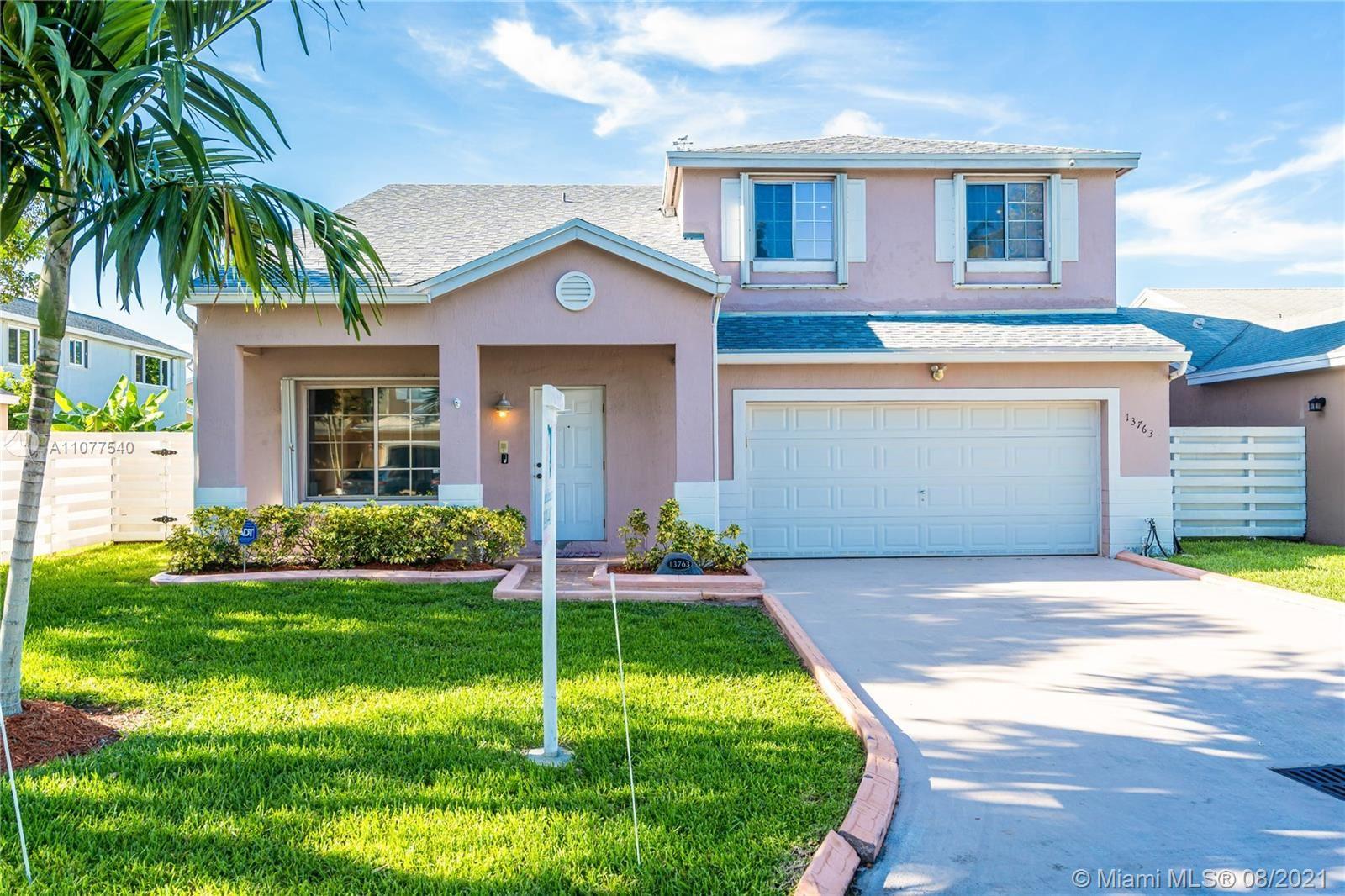 13763 SW 145th Ter, Miami, FL 33186 - #: A11077540
