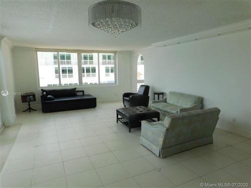 Photo of 5401 Collins Ave #102, Miami Beach, FL 33140 (MLS # A10870541)