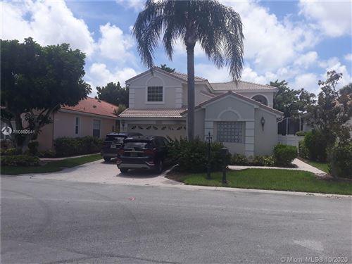 Photo of 6466 E Brava Way, Boca Raton, FL 33433 (MLS # A10880541)