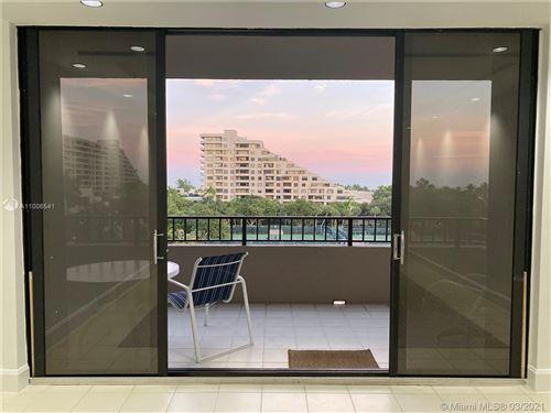 Photo of 151 Crandon Blvd #504, Key Biscayne, FL 33149 (MLS # A11006541)