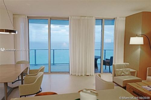 Photo of 4111 S Ocean Dr #2702, Hollywood, FL 33019 (MLS # A11069541)