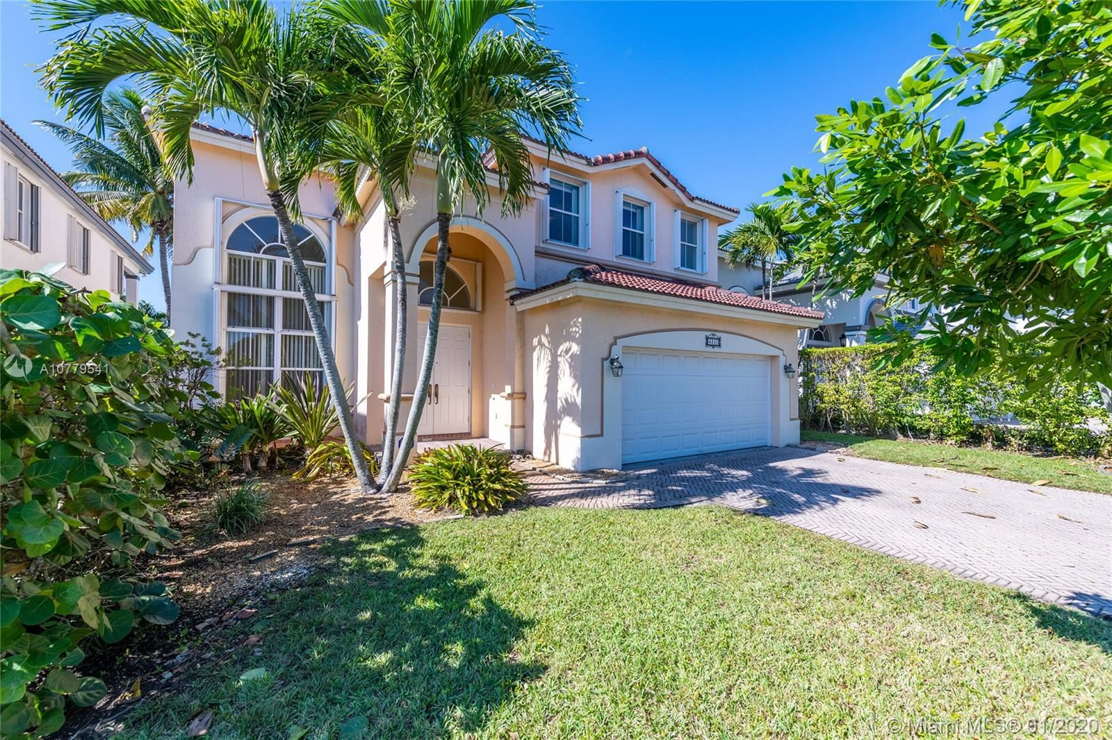 4350 SW 161st Pl, Miami, FL 33185 - #: A10779541