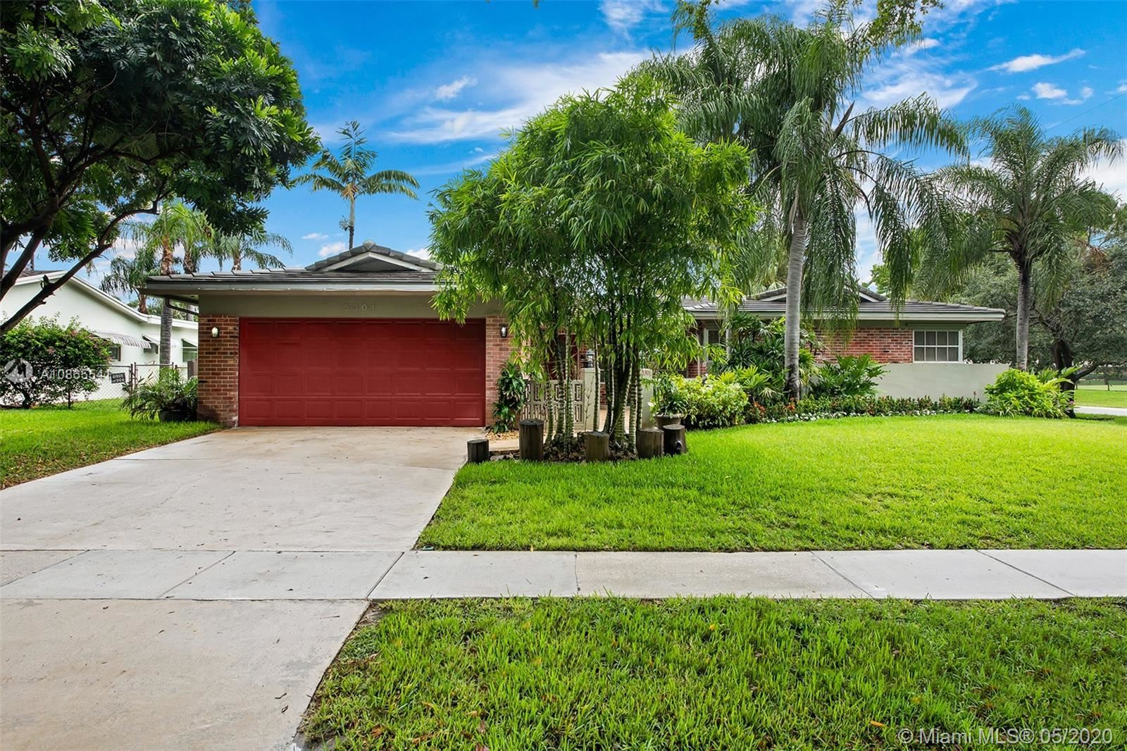 5301 Taylor St, Hollywood, FL 33021 - #: A10865541