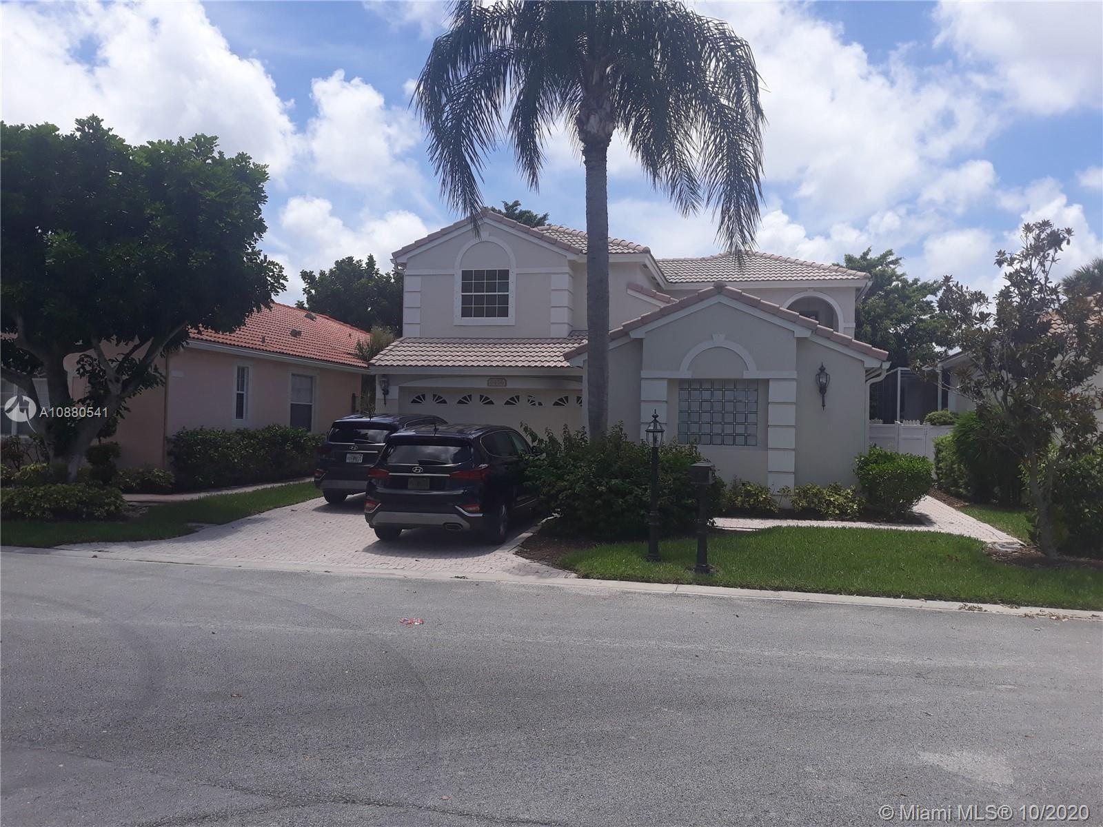 6466 E Brava Way, Boca Raton, FL 33433 - #: A10880541