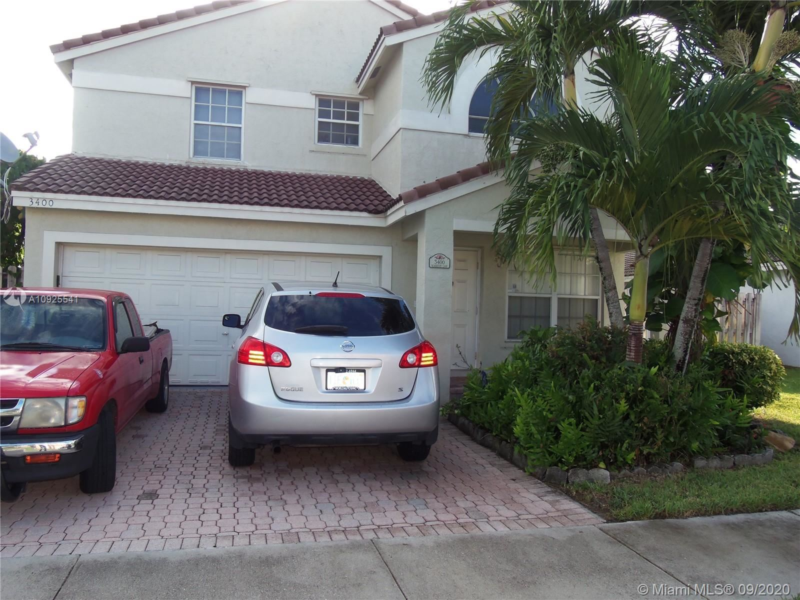 Photo of 3400 Seabreeze Ln, Margate, FL 33063 (MLS # A10925541)