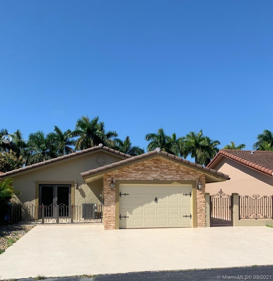 1018 SW 136th Pl, Miami, FL 33184 - #: A11002541
