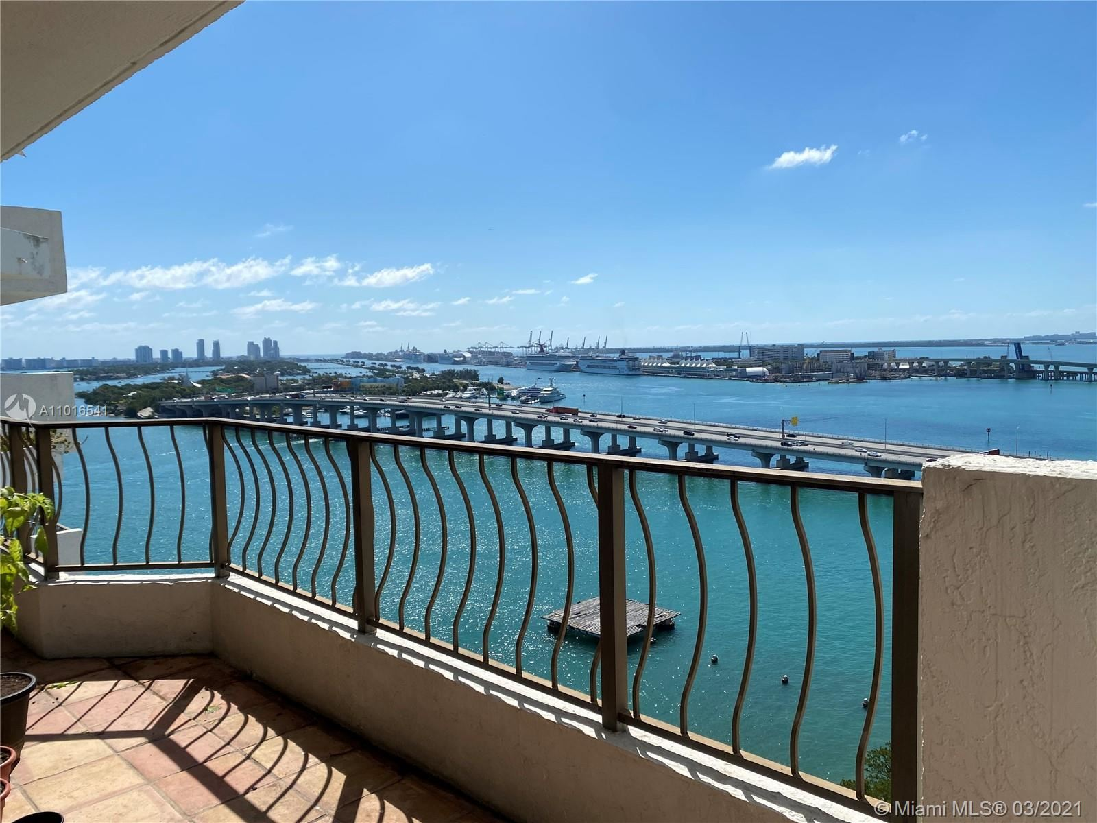 555 NE 15th St #21I, Miami, FL 33132 - #: A11016541