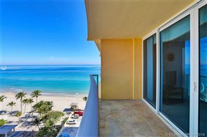 Photo of 2501 S Ocean Dr #1105, Hollywood, FL 33019 (MLS # A10727542)