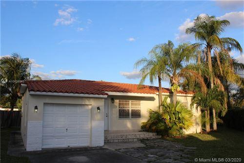 Photo of 5521 SW 1st St, Miami, FL 33134 (MLS # A10826542)