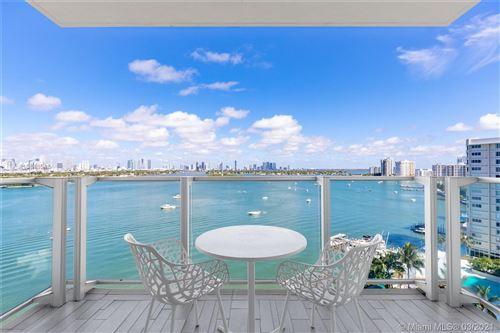 Foto de inmueble con direccion 1100 West Ave #1222 Miami Beach FL 33139 con MLS A10848542