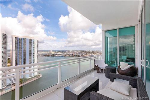 Photo of 900 Brickell Key Blvd #2601, Miami, FL 33131 (MLS # A10944542)