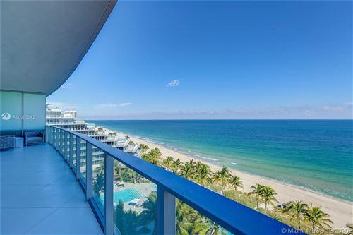 Photo of 2200 N Ocean Blvd #S901, Fort Lauderdale, FL 33305 (MLS # A10969542)