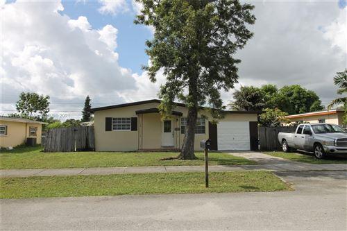 Photo of 4110 SW 32nd Dr, West Park, FL 33023 (MLS # A11111542)