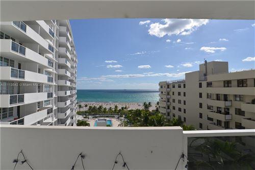 Photo of 100 Lincoln Rd #919, Miami Beach, FL 33139 (MLS # A11113542)