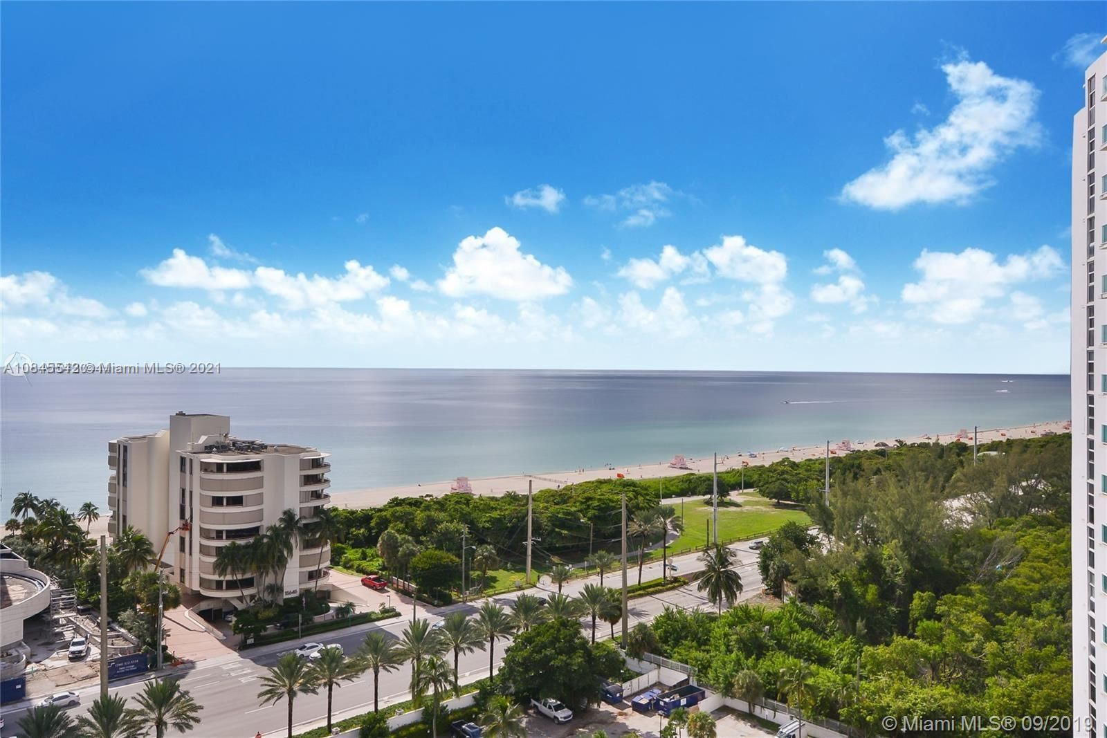 100 Bayview Dr #1209, Sunny Isles, FL 33160 - #: A10845542